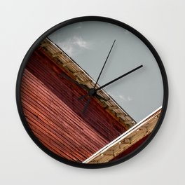 Angular Wall Clock