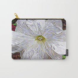 Enchanted Flower Carry-All Pouch