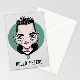 Hello Friend Stationery Cards