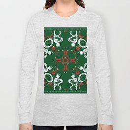 CA Fantasy Green New Year #4 Long Sleeve T-shirt