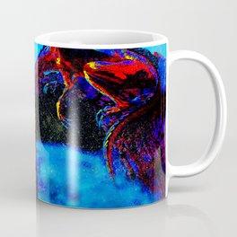 DRAGON BREATH FIRE BATH Coffee Mug