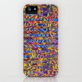 FLORAL DESIGN 3 iPhone Case