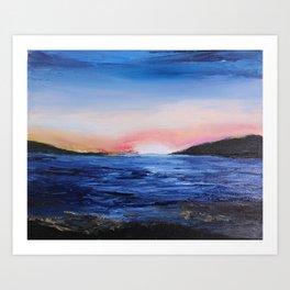 ALBA Art Print