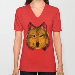 Wild 4 by Eric Fan & Garima Dhawan Unisex V-Neck