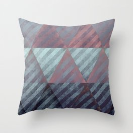 TRIANGULAR I Throw Pillow