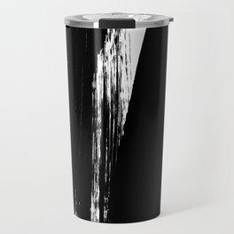Monochrome Ink 02 Travel Mug