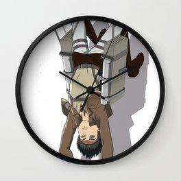 Attack on Titan -Shingeki no Kyojin Wall Clock