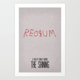 The Shining 02 Art Print