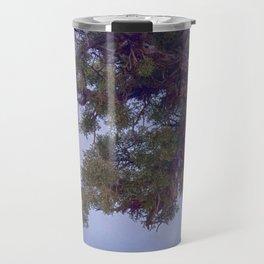 The Tree on the Edge Travel Mug