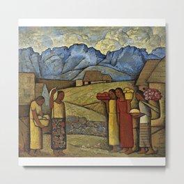 Alfredo Ramos Martínez (1872-1946) IN MEXICO Metal Print