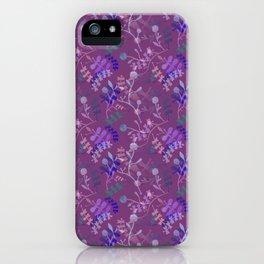 Tulle II iPhone Case