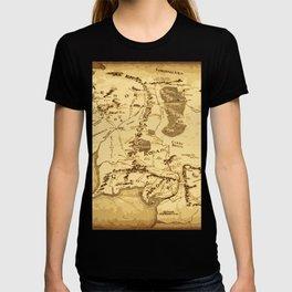 middleearth T-shirt