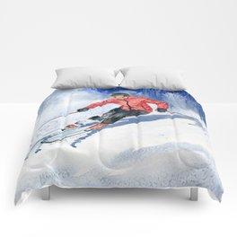 Winter Sport Comforters