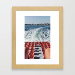 Island Queen Framed Art Print