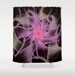 dreams of color -05- Shower Curtain
