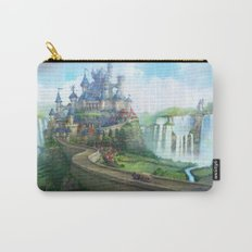 epic fantasy castle  Carry-All Pouch