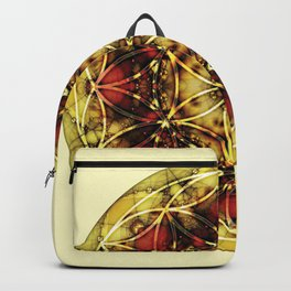 Sacred Geometry Mandalas 4 Backpack