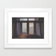 Nepal XX Framed Art Print