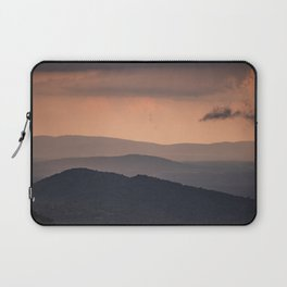 Blue Ridge Parkway Sunset - Shenandoah National Park Laptop Sleeve