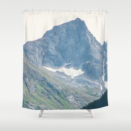 Highland Ridges Shower Curtain