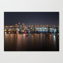 Bridgetown, Portland OR Canvas Print