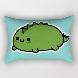 Little Dino Rectangular Pillow