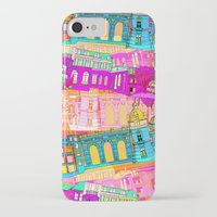 cityscape iPhone & iPod Cases featuring Cityscape by Aimee St Hill