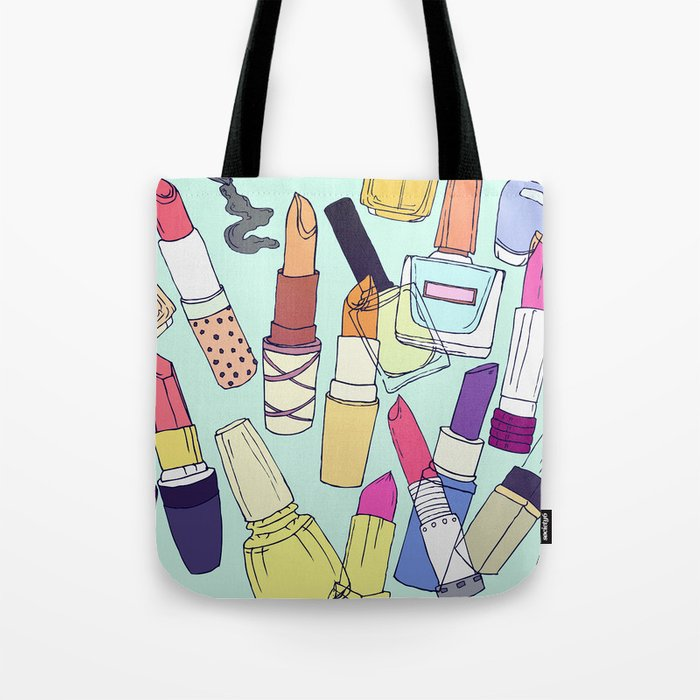 The make-up enthusiast Tote Bag