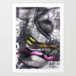 Vuelvo a mí VII Art Print