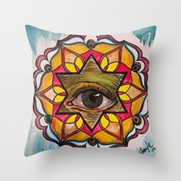 Before you wreck yourself Throw Pillow