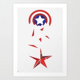 CA:TWS Minimalist Art Print
