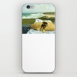 Perranporth Pasty  iPhone Skin