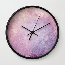 Abstract XXIV Wall Clock