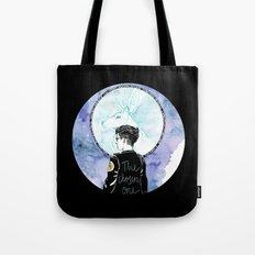 Auror Harry Tote Bag