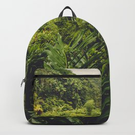 Jungle Waterfall II Backpack