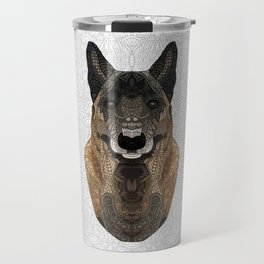 Malinois - Belgian Shepherd Travel Mug