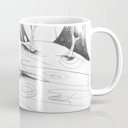 The drowning Coffee Mug
