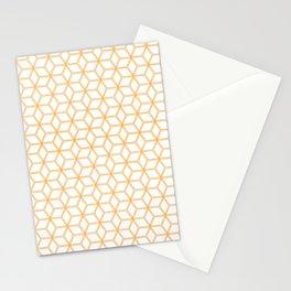 Hive Mind Orange #338 Stationery Cards