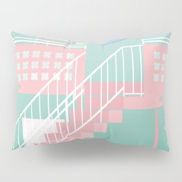 Motel Paradise Pillow Sham
