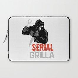 Serial Grilla  Laptop Sleeve