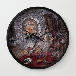 Ravel Wall Clock