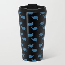 Pipe Whale Travel Mug