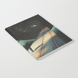 Escaping into the Void Notebook