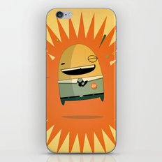 MR W iPhone & iPod Skin