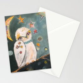 Owl Baby Stationery Cards