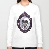 lucas david Long Sleeve T-shirts featuring Lucas by Gaab D'Amato