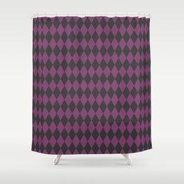 Dva Black Cat Shower Curtain