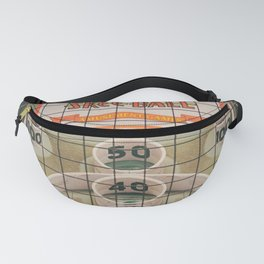 Skee Ball Game Fanny Pack