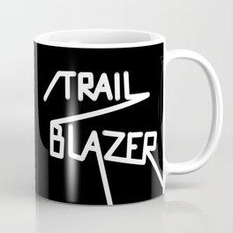 Trailblazer B&W Coffee Mug