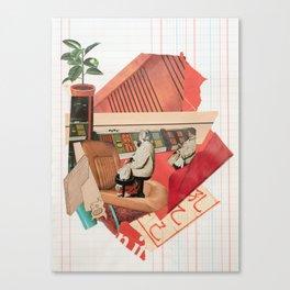 Bingo Canvas Print